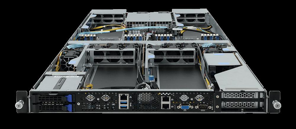 Dual Intel® Xeon® GPU Server