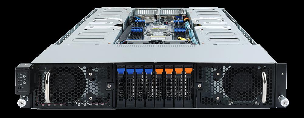 Dual AMD EPYC™ 8x GPU Server